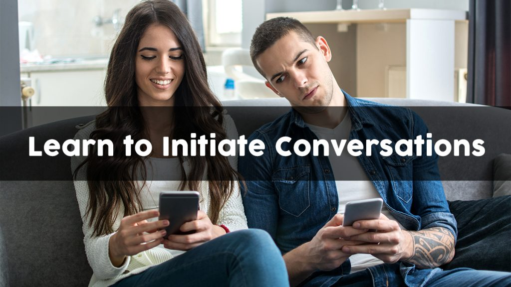 How to Initiate Conversations in Chat Rooms